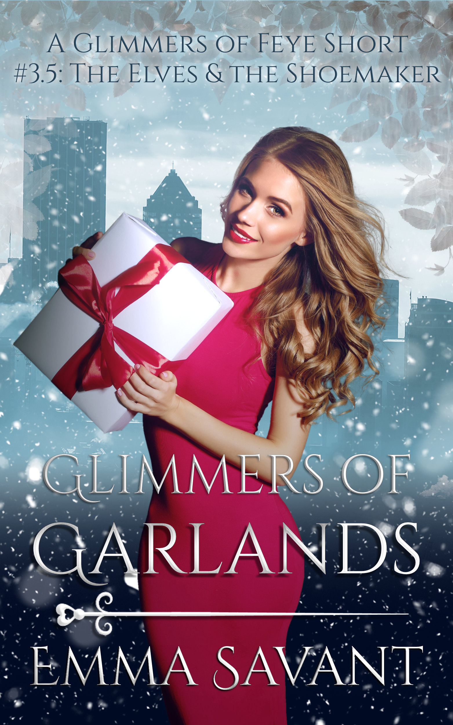 Glimmers of Garlands by Emma Savant